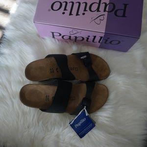 Birkenstock Papillio Women's Della Sandals Black